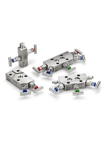 New Manifold Valve Design for Pressure Transmitters Improves Ergonomics and Reliability