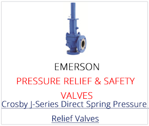 Crosby-J-Series-Direct-Spring-Pressure-Relief-Valves