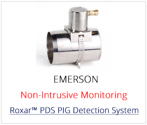 Roxar™ PDS PIG Detection System