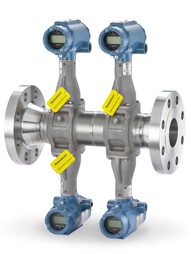 """Emerson Offers Industry's First """"Four-in-One"""" Compact Flow Meter"""