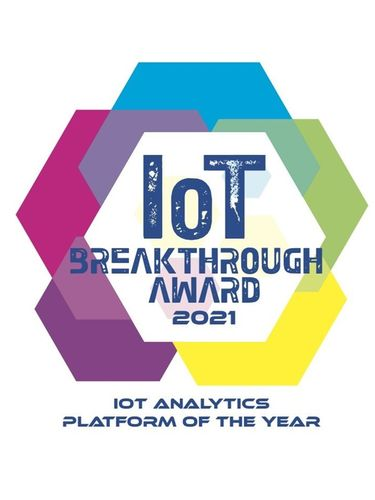 Emerson Receives 2021 IoT Breakthrough Award for 'Analytics Platform of the Year'